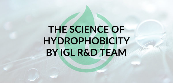 The Science of Hydrophobicity