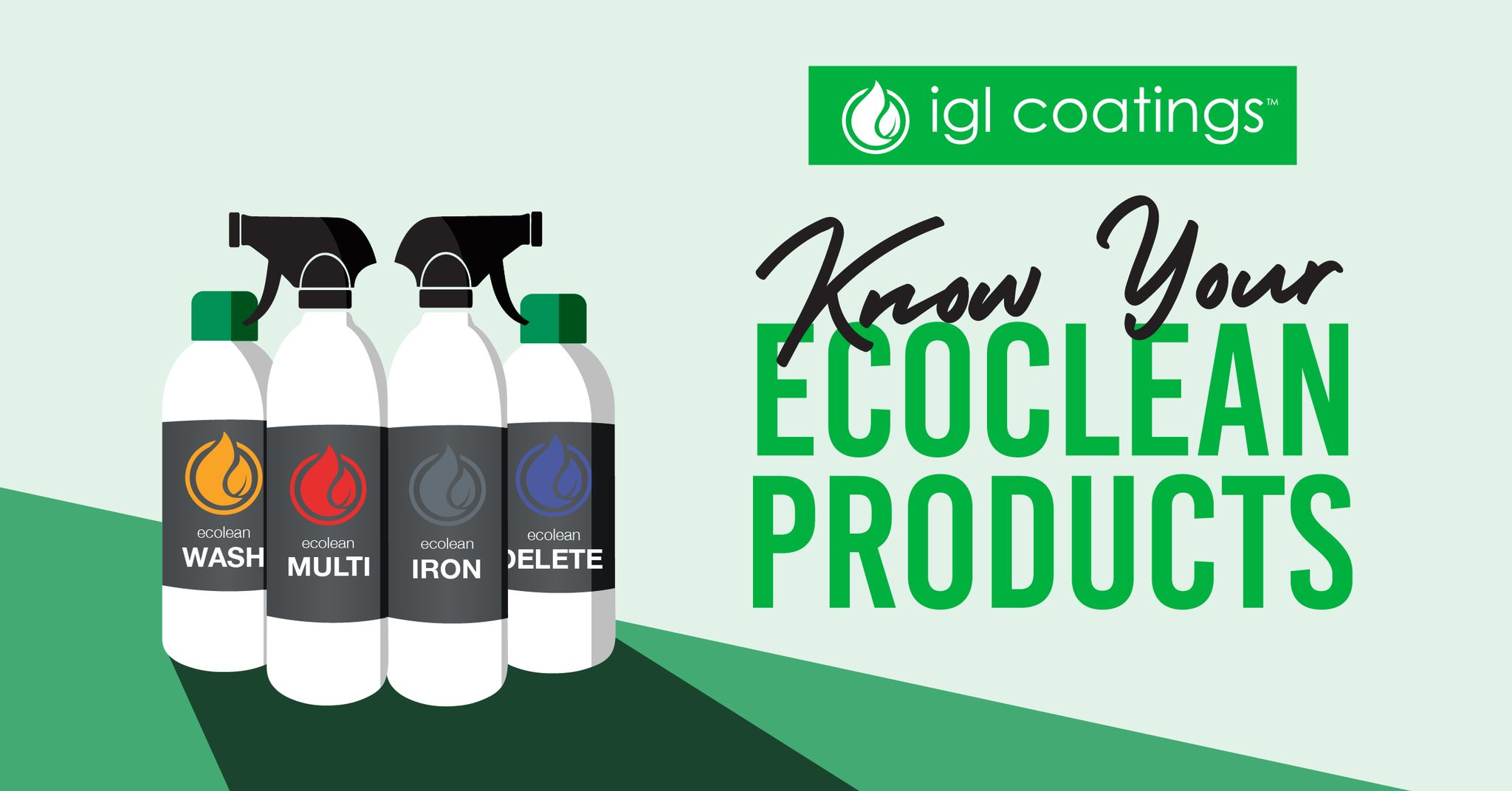 All The What's and Why's For The Ecoclean Series