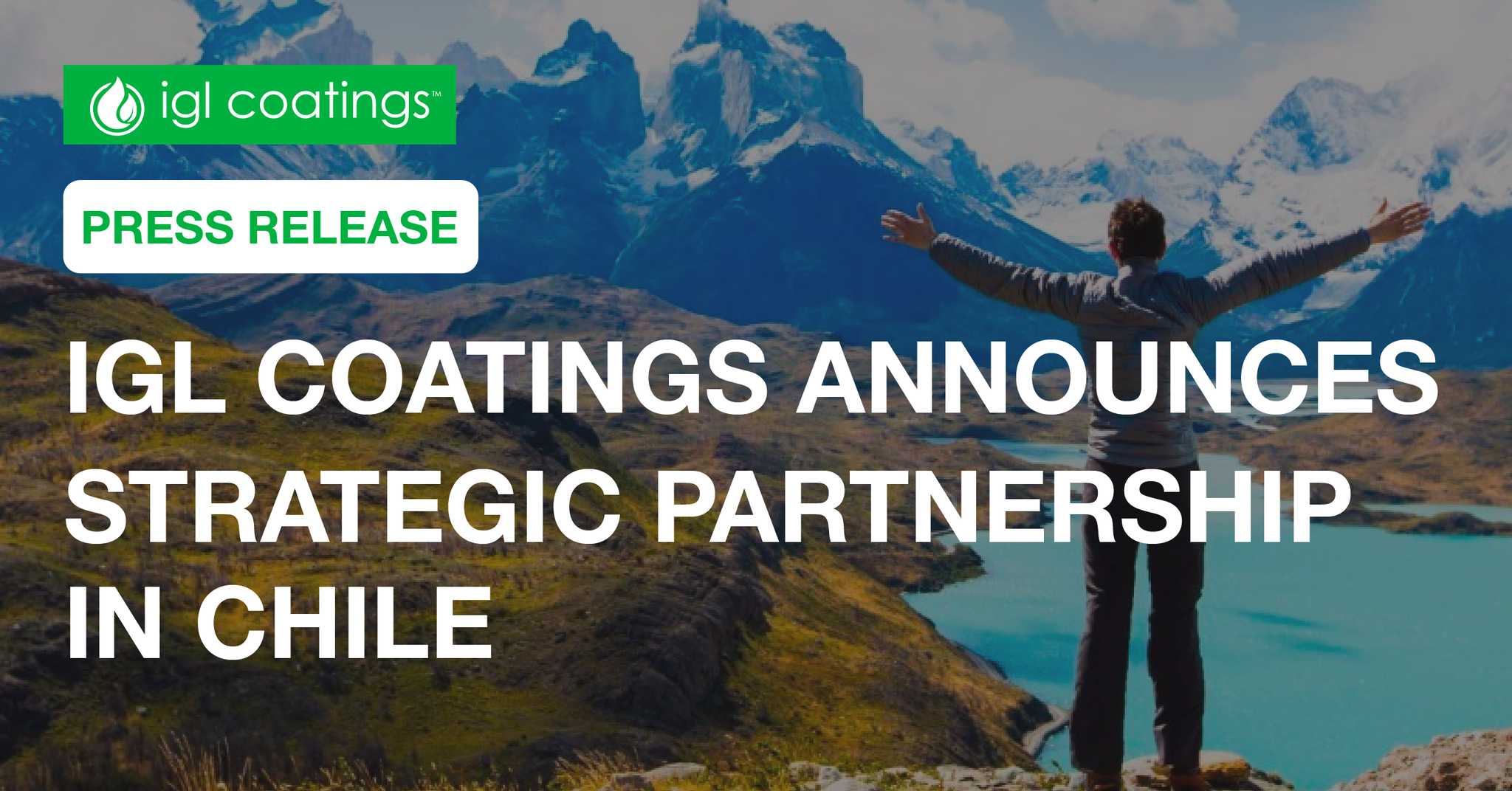 Press Release: IGL Coatings Announces New Exclusive Distributor Partner in Chile